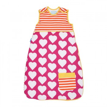 Grobag Saco de Dormir Pocketful of Love 0-6 2.5 Tog AAA4966