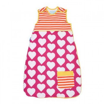 Grobag Saco de Dormir Pocketful of Love 6-18 2.5 Tog AAA4967