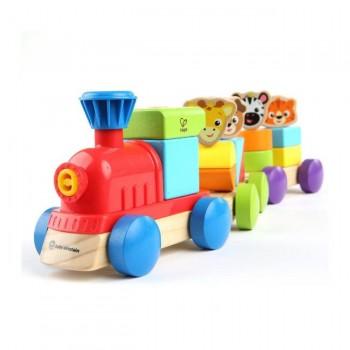 Hape Comboio da Descoberta +18M E11715