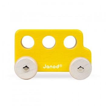 anod Autocarro Amarelo Sweet Cocoon +18M J04413