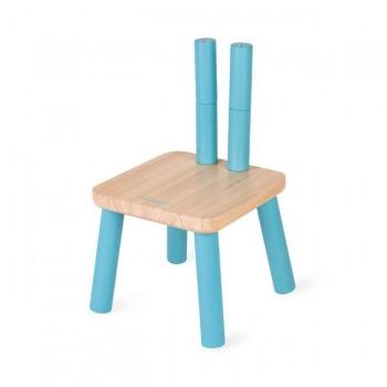Janod Cadeira Ajustável em Madeira +18M J08043