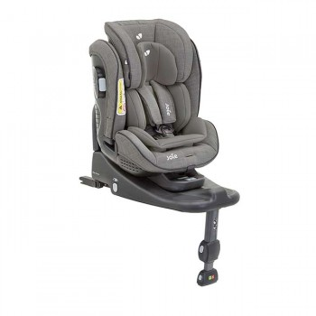 Joie Cadeira-Auto Stages ISOFIX Foggy Grey