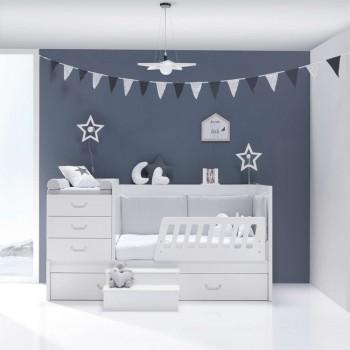 Alondra Convertível Sero Joy Branco K559-M7700 (decoração não incluída)