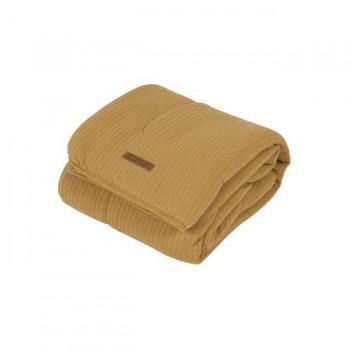 Little Dutch Manta Pure & Soft Pure Ochre 110x140 TE11030180