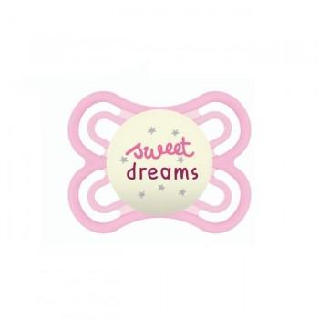 MAM Chupeta Perfect Night Silicone Sweet Dreams +0M S245