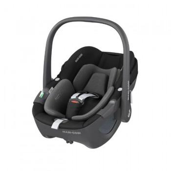 Maxi-Cosi Cadeira-Auto Pebble 360 Essential Black