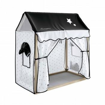 Micuna Tipi House com Tela e Casa Claire 140x70