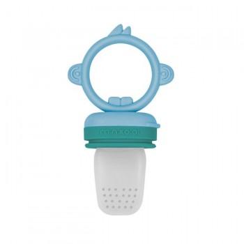 Minikoioi Colher Dispensadora Pulp Verde e Azul 261101130002