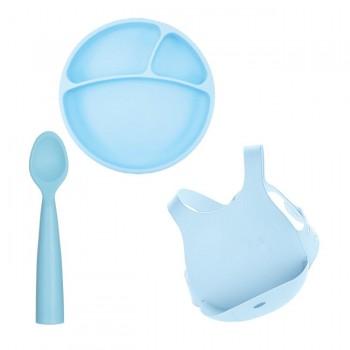 Minikoioi Conjunto de Alimentação Azul 261101070012