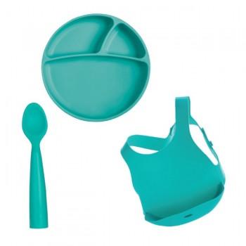 Minikoioi Conjunto de Alimentação Verde 261101070004