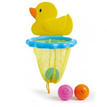 Munchkin Cesto de Basquete Patinho para Brincar no Banho