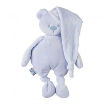 Nattou Urso Lapidou 100% Reciclado Azul 11877237