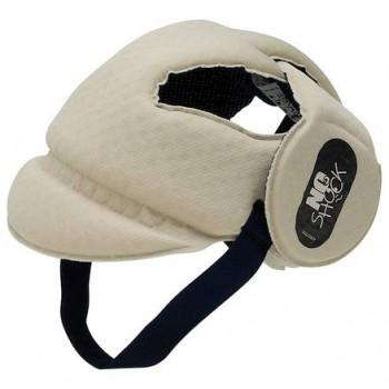 OKBABY Capacete Protector No Shock Bege 807-00