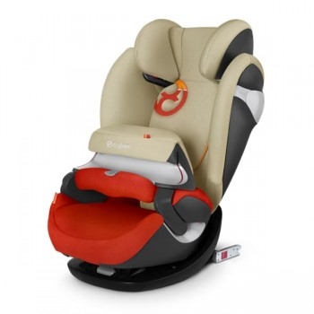 Cadeira-Auto PALLAS M-FIX Autumn Gold Cybex