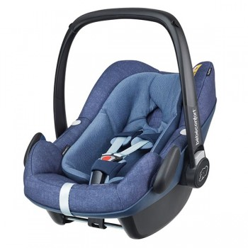 Cadeira Auto Bébé Confort Pebble Plus Nomad Blue