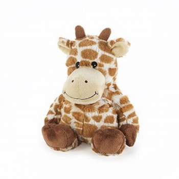 Warmies Cozy Plush Girafa para Aquecer no Microondas