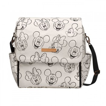 Petunia Pickle Bottom Mochila Axis Mickey & Minnie PEXADS55700