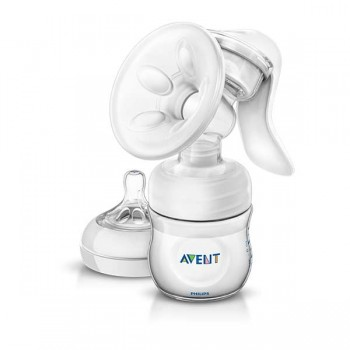 Philips AVENT Natural Bomba Manual 177SCF330/20