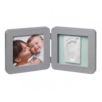 Print Frame Grey Baby Art