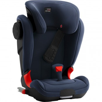 Römer Cadeira-Auto KidFix II XP SICT BLACK SERIES Moonlight Blue Grupo 2/3