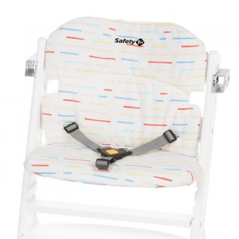 Safety 1st Almofada Conforto p/ Cadeira Timba Red Lines
