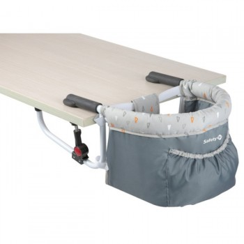 Safety 1st Cadeira De Mesa SmartLunch Warm Gray