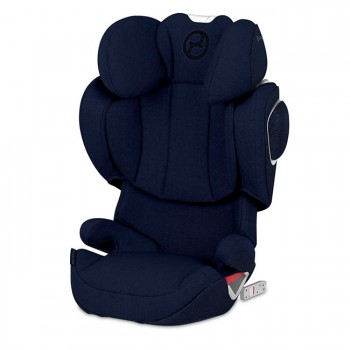Cybex Cadeira-Auto Solution Z-Fix Plus Midnight Blue Navy Blue