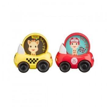 Sophie la Girafe Conjunto 2 Carros +10M 230819