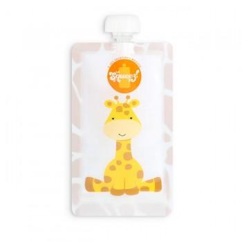 Squeez Pacote 150 ml Girafa