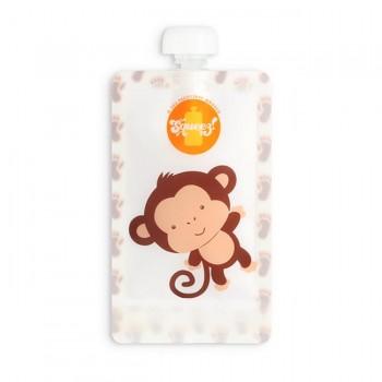 Squeez Pacote 150 ml Macaco