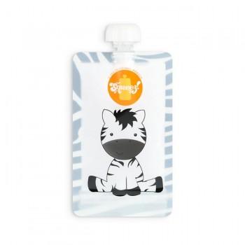Squeez Pacote 100 ml Zebra