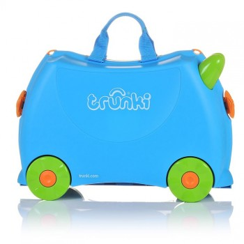 Mala Trunki Terrace Azul