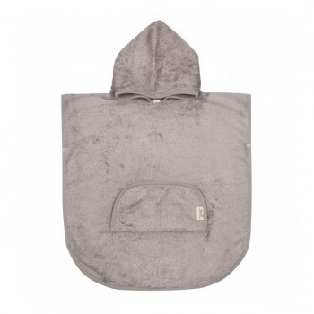Timboo Poncho 1-4 Anos Anthracite TM-PONCH-AN