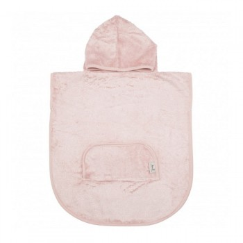 Timboo Poncho 1-4 Anos Misty Rose TM-PONCH-531