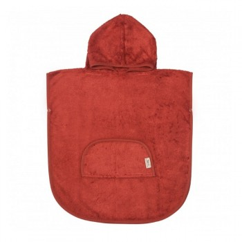 Timboo Poncho 1-4 Anos Rosewood TM-PONCH-532