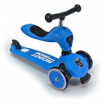 Scoot and Ride Trotinete Highwaykick One Azul