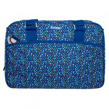 Tuc Tuc Bolsa Maternidade + Muda Fraldas Azul Enjoy the Dream 06775