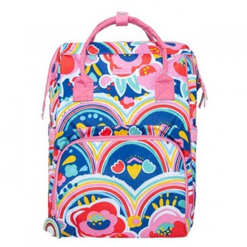 Tuc Tuc Mochila Maternidade All In Rosa Enjoy the Dream 06767