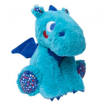 Tuc Tuc Enjoy the Dream Peluche Dragão Azul 06719