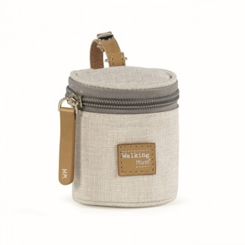 Walking Mum Porta Chupeta Baby Nature Sand 36219