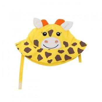 Zoocchini Chapéu UPF50+ Girafa 12-24M ZOO-005-016
