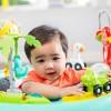 Infantino Centro de Atividades Sentar, Rodar & Levantar