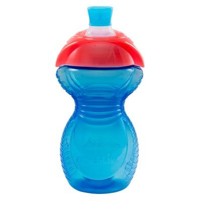 Munchkin Copo À Prova de Fuga (296ml) Azul e Vermelho 12292A