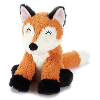 Warmies Plush Raposa para Aquecer no Microondas