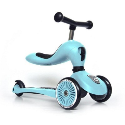 Scoot and Ride Highwaykick Trotineta One Blueberry 3528
