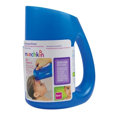 Munchkin Enxaguador de Champô Azul 11336Az