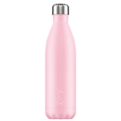 CHILLY'S Garrafa Isotérmica Rosa Pastel 750ml B750PAPNK