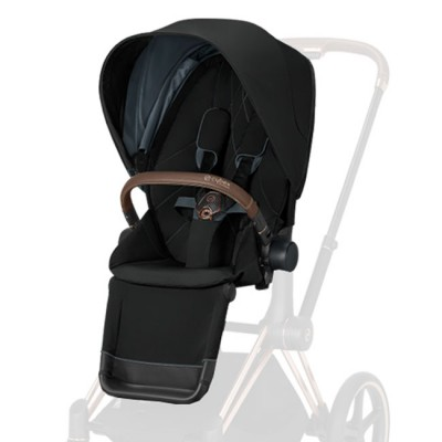 Cybex PRIAM Seat Pack Deep Black