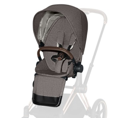 Cybex PRIAM Seat Pack Manhattan Grey Plus