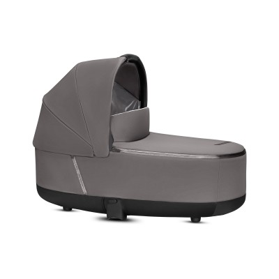 Cybex Alcofa Priam Lux Manhattan Grey Cinza